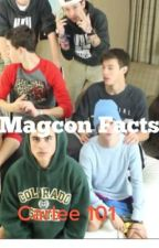 Magcon Facts by jjongdae