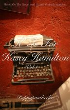 A is for Aden Hamilton: Vol. 1 by Poppypantherlee