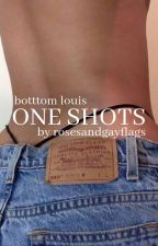 ; bottom louis one shots; l.s. by thegaycucumber