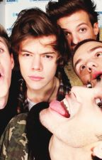 One Direction Sick Fanfictions by Beautifullyhoran