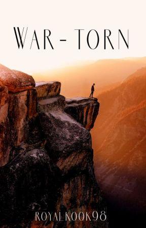 WAR-TORN || J-TEN by royalkook98