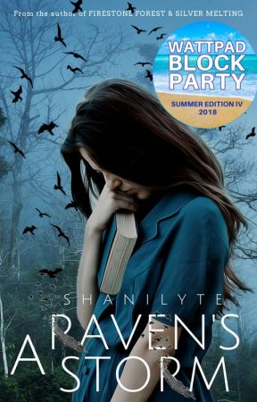 A Raven's Storm by DreamLyte