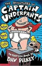 Captain underpants roleplay! by MlpKristianbanks