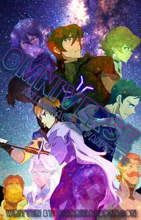 OMNIVERSE ☆ A Klance Fanfiction by CharizardDragon