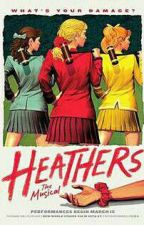 Heathers X Reader Oneshots by TheHeirToRavenclaw