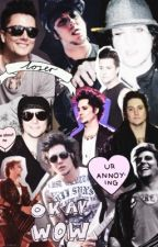 Unholy pictures//gifs of Synyster Gates 👅 by basicpotatoesss