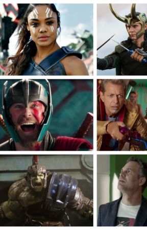 Thor:Ragnarok characters as parents (reader insert) - Where You're