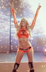 WWE Kelly Kelly's Story by F_A_B_U_L_O_U_S