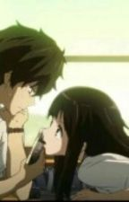 Hyouka Fan Fiction: Ghost of Kamiyama High School by xoSukebu3xoKoko