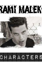 Rami Malek/Characters Imagines by rami_malekfanfic