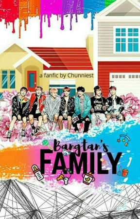 Bangtan's Family by chunniest