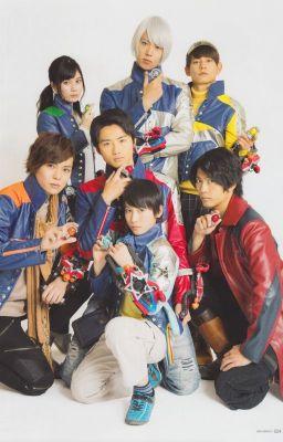 Đọc truyện [Đam mỹ] [Sentai Rider] Tuyển tập oneshot