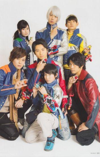 Đọc Truyện [Đam mỹ] [Sentai Rider] Tuyển tập oneshot - Truyen4U.Net