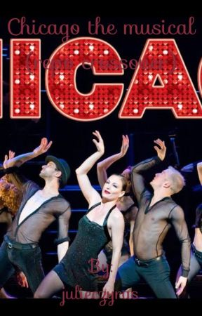 Chicago the musical (repo crossover)  by julieczyras
