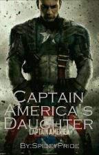Captain America's daughter by SpideyPride