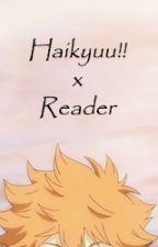 Haikyuu!! X Reader by JesssyJr