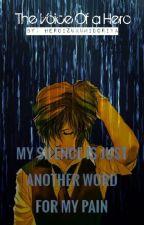 The Voice of a Hero (Male Reader x Jiro) (MHA/BNHA) by HeroIzukuMidoriya