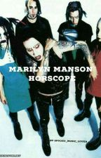 Marilyn Manson Horoscope by spooky_music_lover