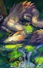 The Spirit Dragon by UlliQueen