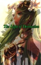 The Light of Destruction (Palutena X Godzilla shifter Reader) by RyanJersey