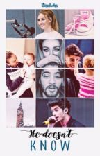 He doesn't know »zerrie by itzYulinka