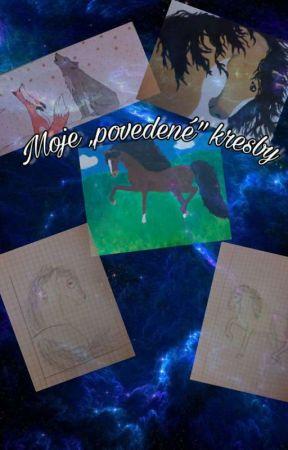 Moje Povedene Kresby 18 Moony Aura Wattpad