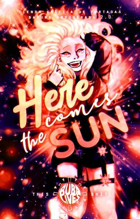 Here Comes the Sun || Book Covers by bubalives