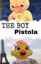 The Boy Pistola || 2018 by wolfizinha2