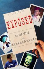 Exposed (Markiplier and Jacksepticeye Egos) by PsychoGenius