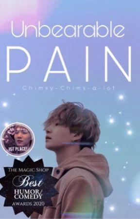 Unbearable Pain || Min Yoongi by Chimsy-Chims-a-lot