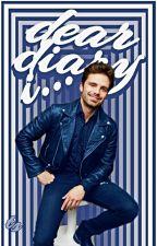 Dear Diary, I... // Sebastian Stan (Bucky Barnes) by Todorki