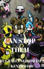 I Can Stop Them (2nd book Vincent X Reader) by graecus15romanus