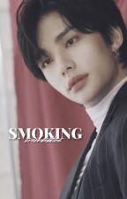 smoking. || dorbyn + jorbyn by -CRACKDADDIES