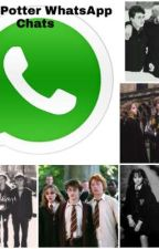 Harry Potter WhatsApp Chats  by Luna-007