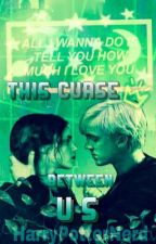 This curse between us ( Draco x mudblood!Reader)  by harryPotterNerdy