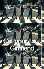 Call your girlfriend||Daniel Seavey by forkscoffeeshop