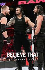 Believe That | The Shield by breakingbalor