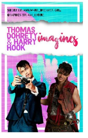 Thomas Doherty/ Harry Hook Imagines by awkward_dreamergirl