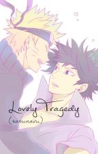 lovely tragedy ( sasunaru ) by TheWildDinosaur