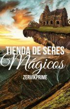 Tienda de seres mágicos by ZervikPrime