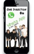 One Direction on Whats App. by thatsomirii