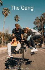 The Gang  by mybbboy_jmb
