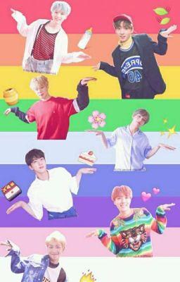 (imagine) BTS | Bạn trai?