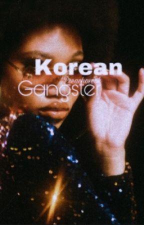 Korean gangster  by preachoseok