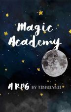 |Magic Academy| RPG  by Tinnilynii