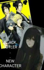 Black Butler: New Character by user69911409