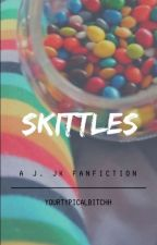 skittles  by yourtypicalbitchh