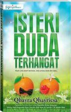 ISTERI DUDA TERHANGAT by T3NGKU