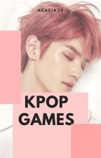 KPOP GAMES by ACACIA20