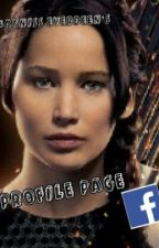 Katniss Everdeen's Profile Page by pepsicola3